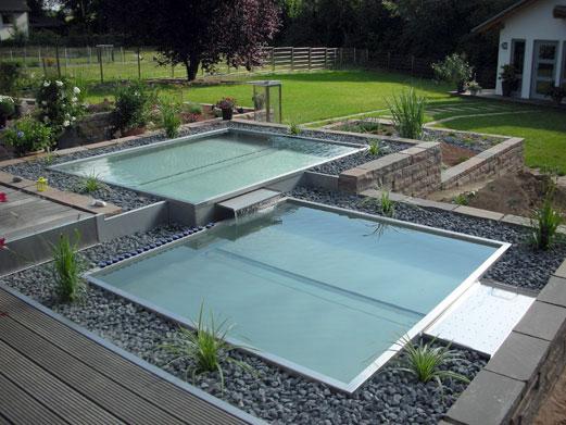 gartengestaltung mit wasserbecken – flipnation, Garten ideen gestaltung